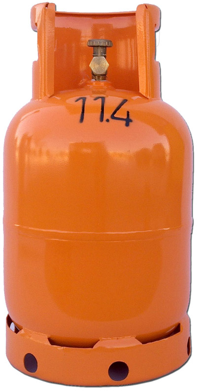 Plinska boca od 10 kg Lifam