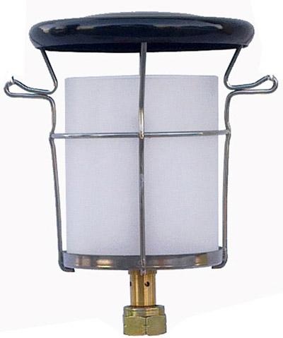Plinska lampa od 200 W za kamp boce