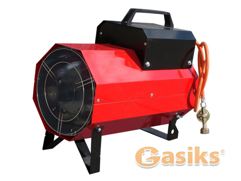 Gasni grejni industrijski plinski top za grejanje