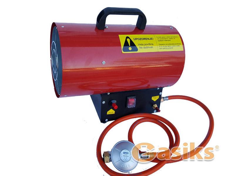 Plinski top za grejanje gasni kalorifer Womax 10 15 kW