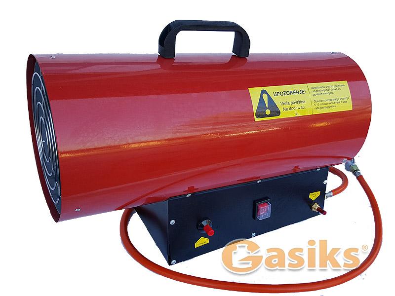 Plinski top za grejanje gasni kalorifer Womax 30 kW