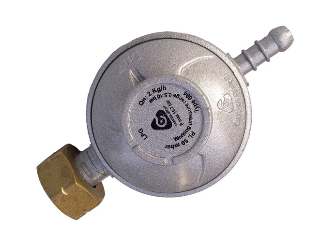 Regulator niskog pritiska od 2 kg/h