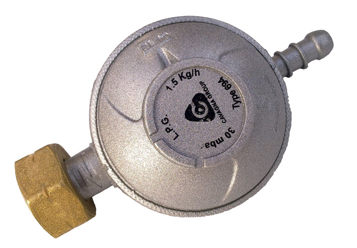 Regulator niskog pritiska od 1,5kg/h